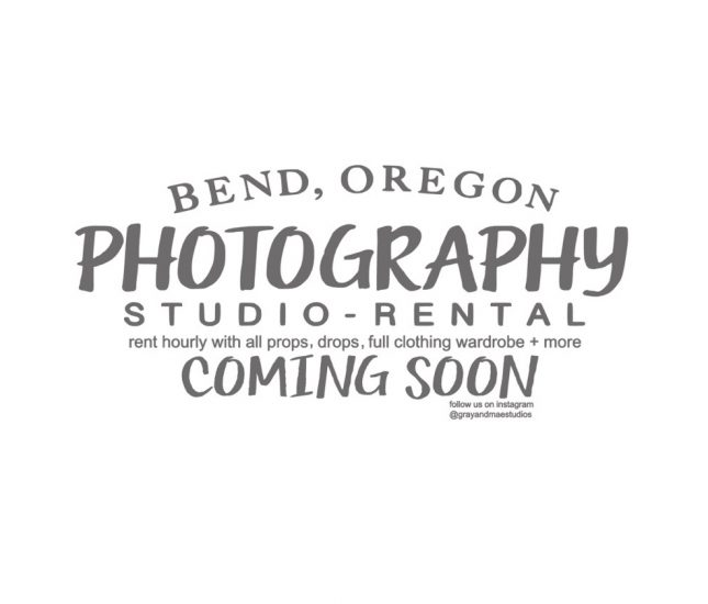A New Business Coming Soon! Gray and May Studios
